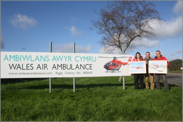 Air Ambulance Paintings